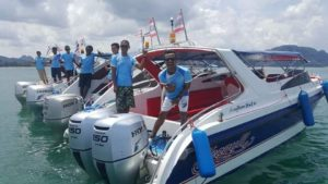 Speed Boat Charter